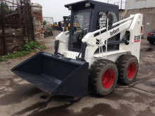 Second hand Skid Steer Loader Bobcat S130 Loader