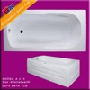 Bathtubs, Bath Tub, Acrylic white bathtub, Bathroom bath tubs