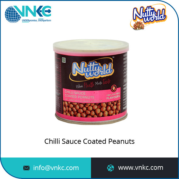 Hygienically Processed Ready to Use Roasted Peanuts Selling by Reliable Exporter