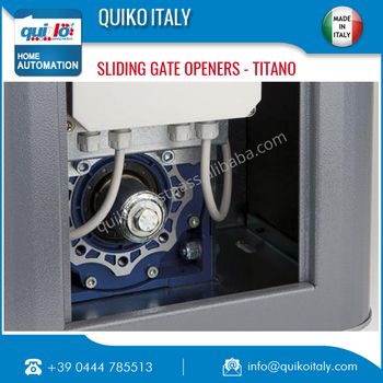 Heavy Duty Electric Sliding Gate System Available for Sale at Reliable Price