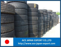 Japanese high quality secondhand tire for double cab mini truck