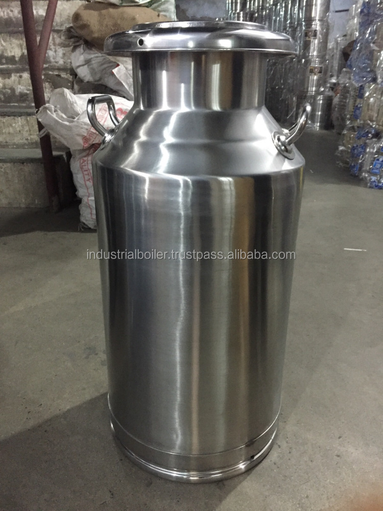 50 Liter Stainless Steel Milk Can