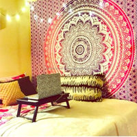 Wholesale Mandala Tapestry Indian Tapestry Wall Hanging Hippie Wall Tapestries