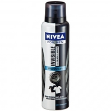 NIVEA FOR MEN Invisible for Black & White Power 48h Anti-Perspirant Deodorant 150ml