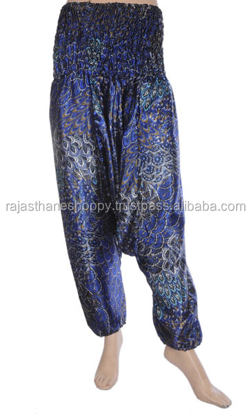 Girls Aladdin Harem Pants