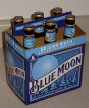 Blue Moon beer for sale