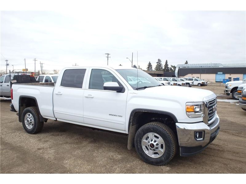 Used 2015 GMC Seirra 2500HD Pickup USA/Canada (LHD)