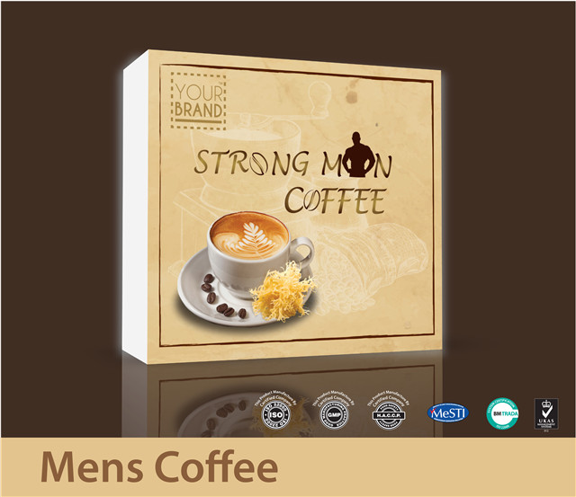 Mens Coffee from Malaysia ( OEM )