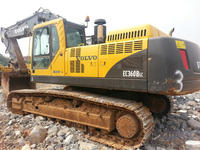 Volvo EC360B LC Used Excavators on sale