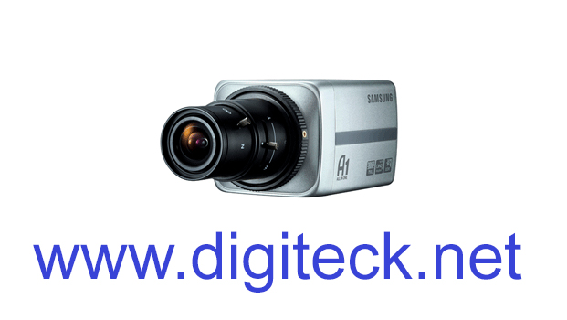"SS343-Samsung SCB-4000P A1 Series 1/2"" True Day/Night 600TVL High Resolution Camera 12/24v INCLUDING LENS"