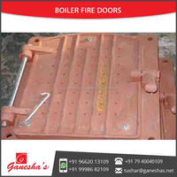 Standard Size Quality Material Durable Fire Doors for Boiler and Furnace