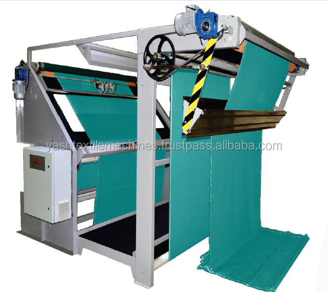 Fabric Mending Machine With Full forward run