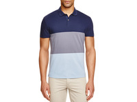 High Quality striped yarn dyed man polo t shirt for sale