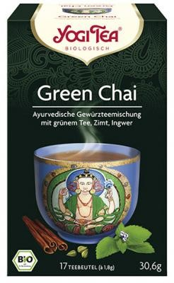 Yogi Tea Green Chai 30.6g
