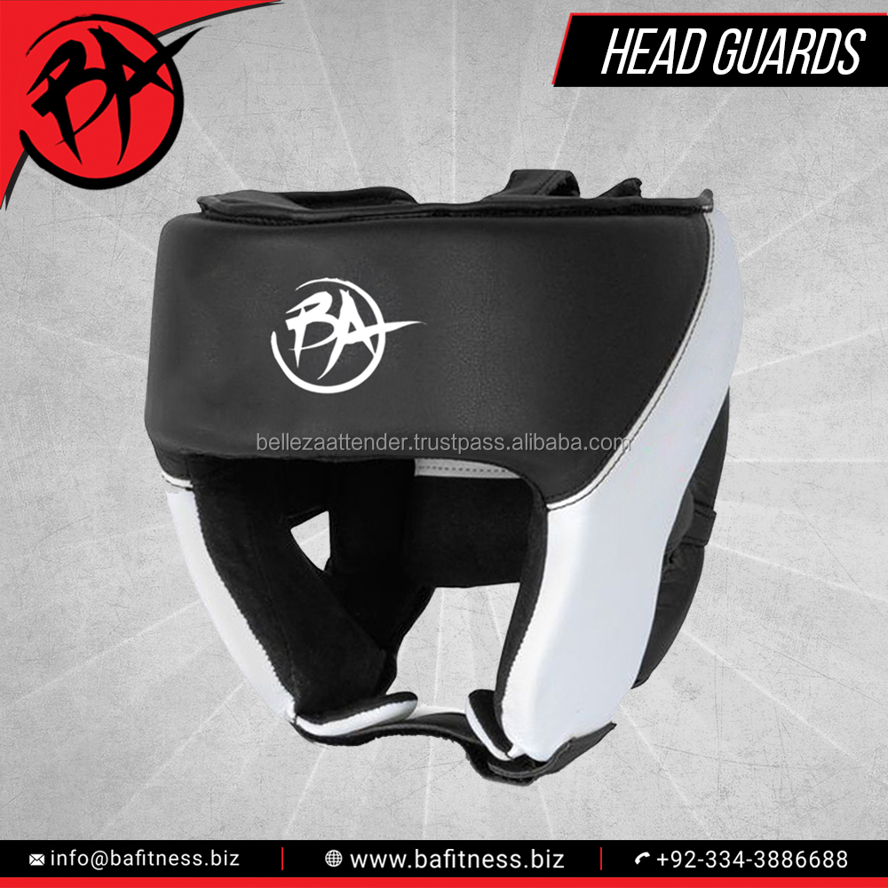 Boxing Head Guards mix martial arts kick training protection headgear
