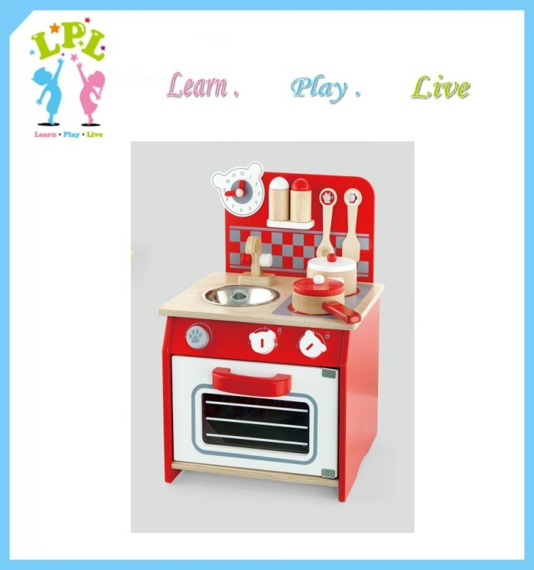 Nursery equipment kids funny play kitchen set for pretend for Funny kitchen set