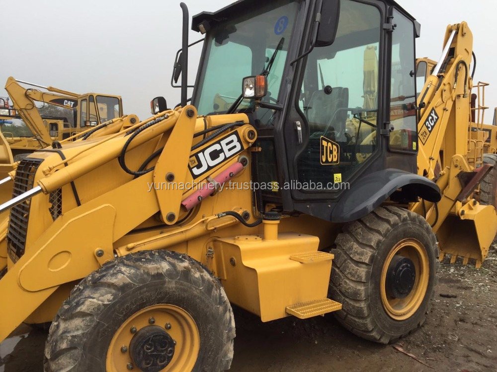 Hot sale used Jcb 3cx backhoe in Shanghai