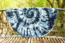 Indian Round tie dye Mandala Beach Throw Hippie cotton Mandala Tapestry Yoga Mat round beach towels mandala