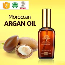 Create your own brand hair care product olive argan hair oil for hair growth