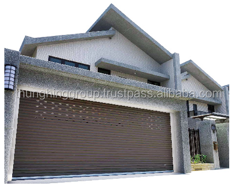 TH Profit Aluminium Roller Shutter Door from Malaysia