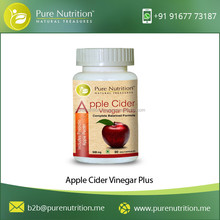 Natural and Organic Apple Cider Vinegar Capsule for Improving Heart Health