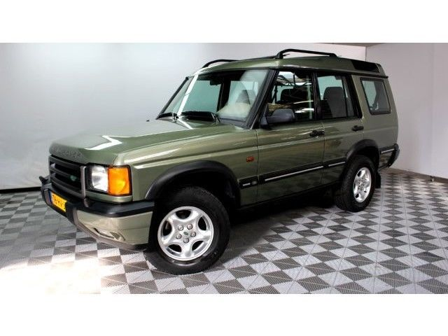Used Land Rover Discovery 2.5 TD5 (LHD), 7352