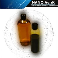Nano Silver Colloid 4000 Ppm Highly