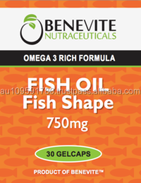 Benevite Nutraceuticals Fish Oil 1,000mg