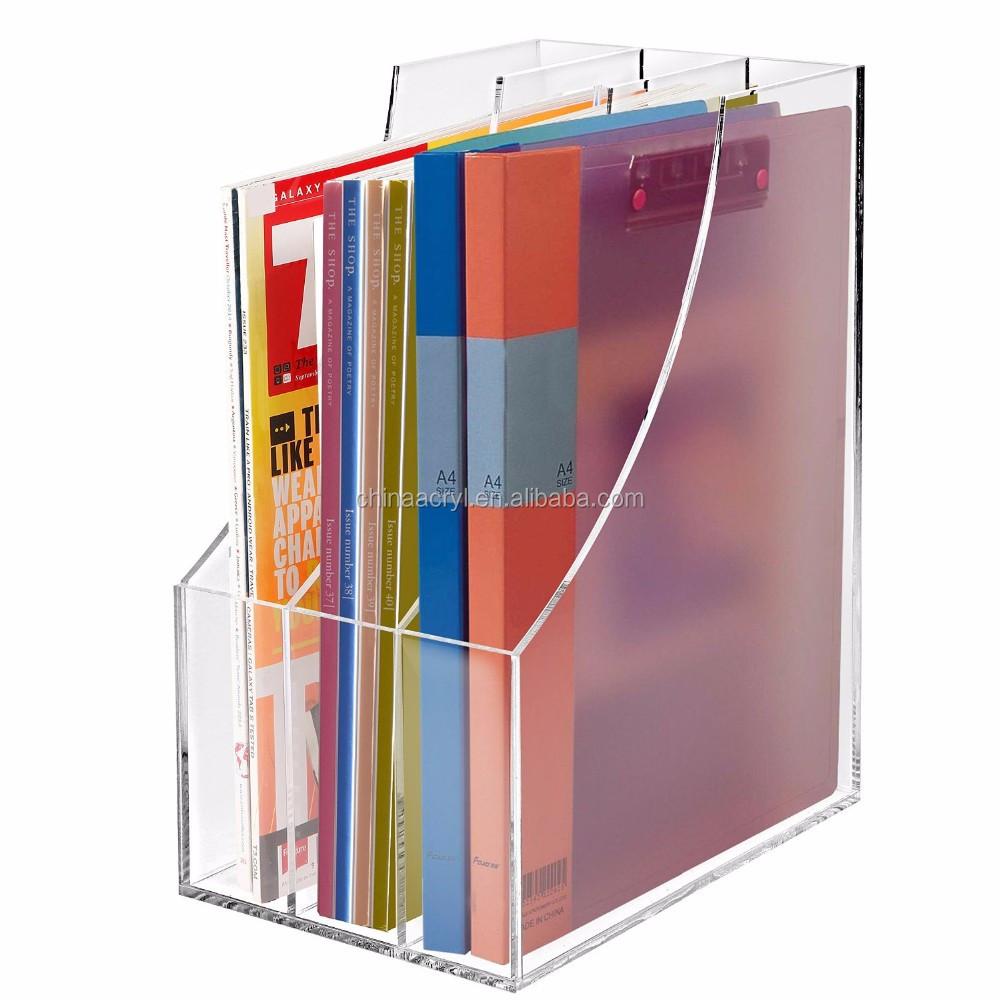Clear acrylic desk organizers buy desk organizers - Acrylic desk organizer ...