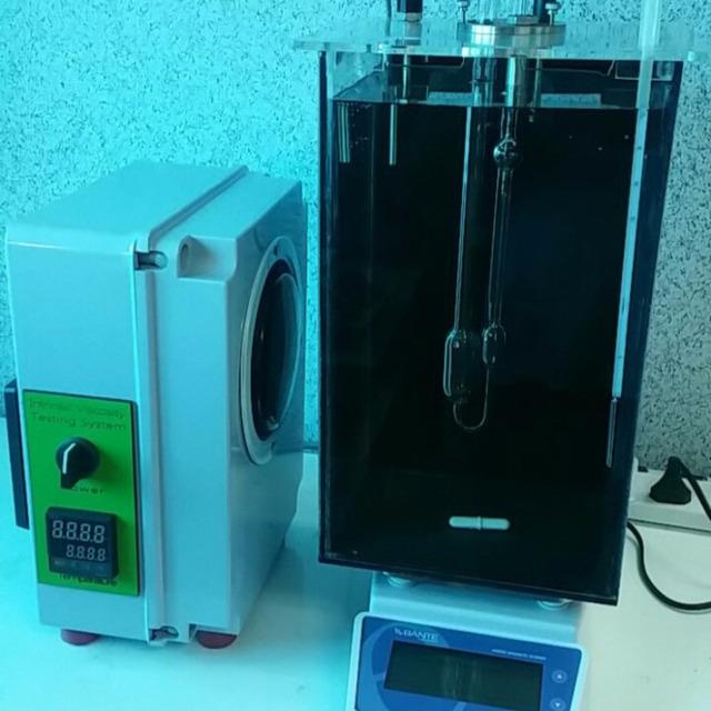 ASTM D4603 PET Intrinsic Viscosity Testing System - Single Viscometer