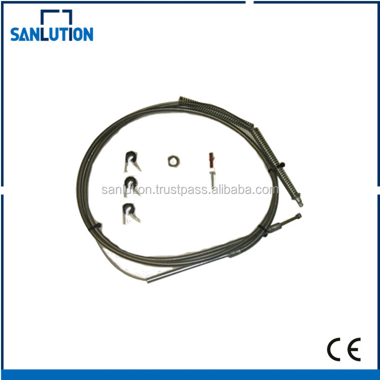 KM650827G01 KONE Elevator Brake Release Wire(Hand brake wire rope,L3341mm)