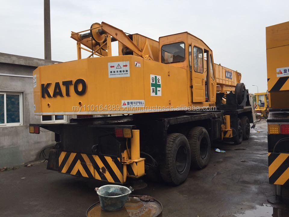 Mobile Crane Kato 20 Ton : Used kato mobile crane ton japan truck