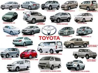 New and Used Toyota car