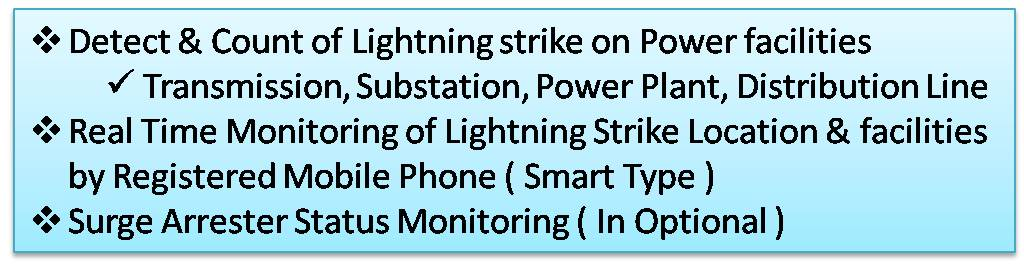 Smart Lightning Detection System