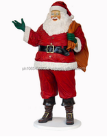 Santa Claus with Sack. ID:2577