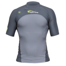 Body surfing rash guards for men