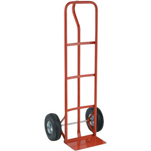 Economy Hand Truck, 10 Pneumatic Wheels