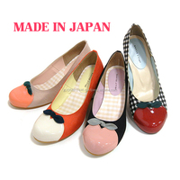 Reliable and Trendy made in japan shoes for fashion use small lot order available