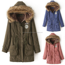 Custom Ladies Parka Winter Jacket / Parka Women Winter Jacket / Parka Ladies Coat