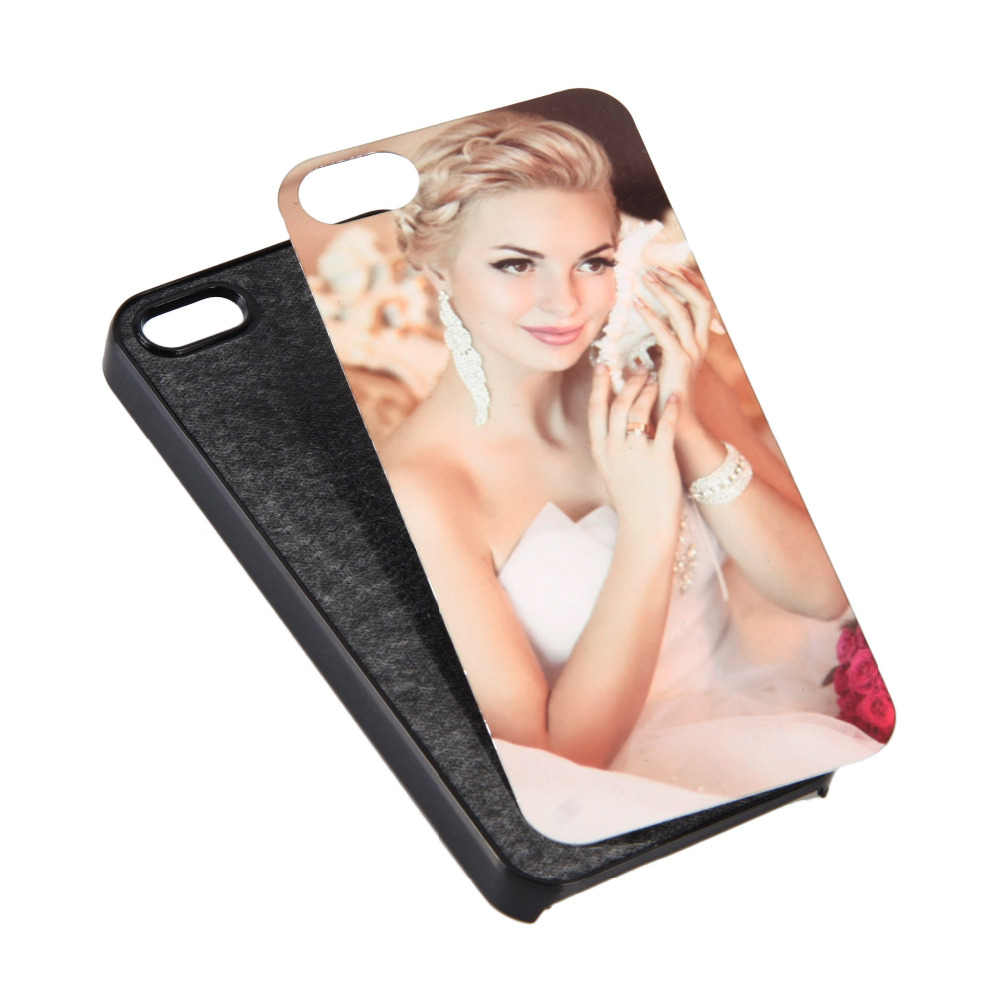 Blank Aluminum Sheet Insert 2D Phone Case for Sublimation Printing Personalized Switch Cases
