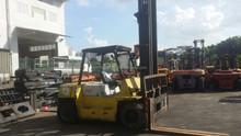 Used 7 TONS Forklift
