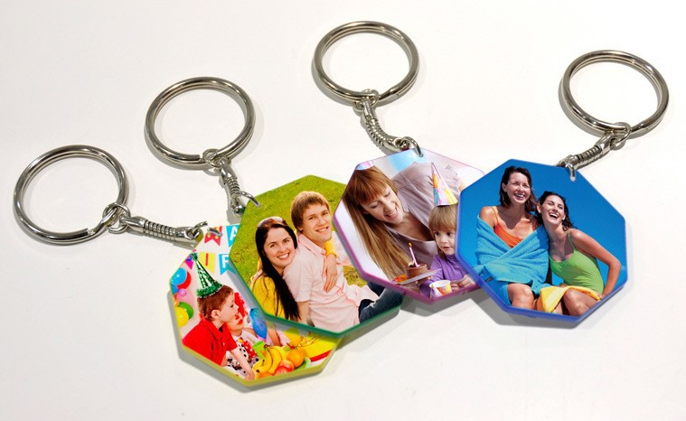 sublimation key chain,sublimation keyring