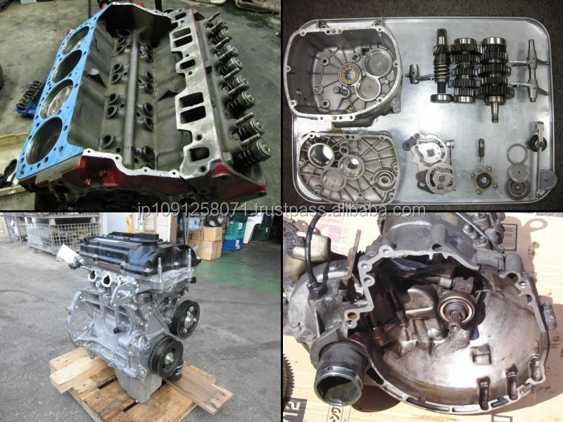 High quality and Durable used car spare parts in japan for irrefrangible accept orders from one car