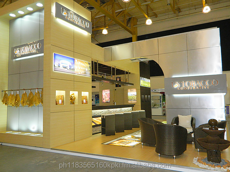System and Customized Exhibition Booth