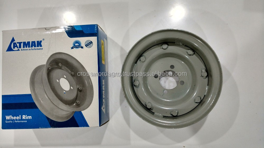 HIGH QUALITY WHEEL RIM FOR BAJAJ REAR ENGINE THREE WHEELER - 2 STROKE/4 STROKE