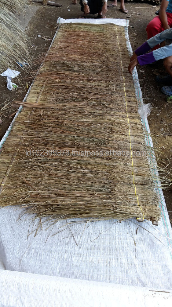 bamboo reed roof