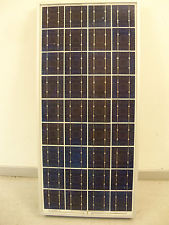 Solar panel multicrystalline 12 v 100w made in france