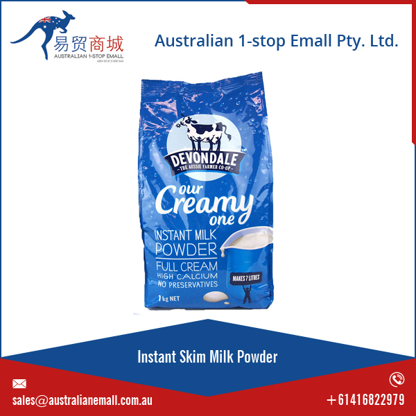 100% Australian Brand Full Cream Instant Milk Powder