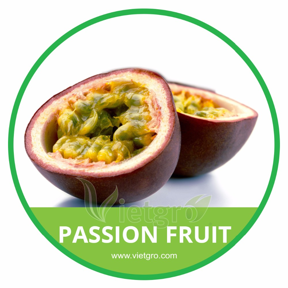 FRESH PASSION FRUIT // FROZEN PASSION FRUIT PULP