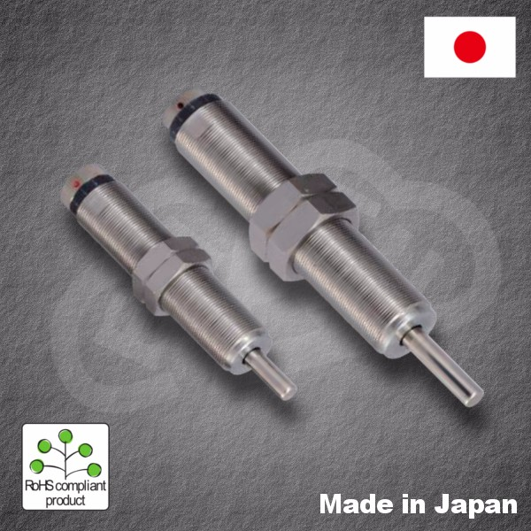 Reliable Japanese silent impact absorber for Industrial machinery, other pneumatic equipments also available